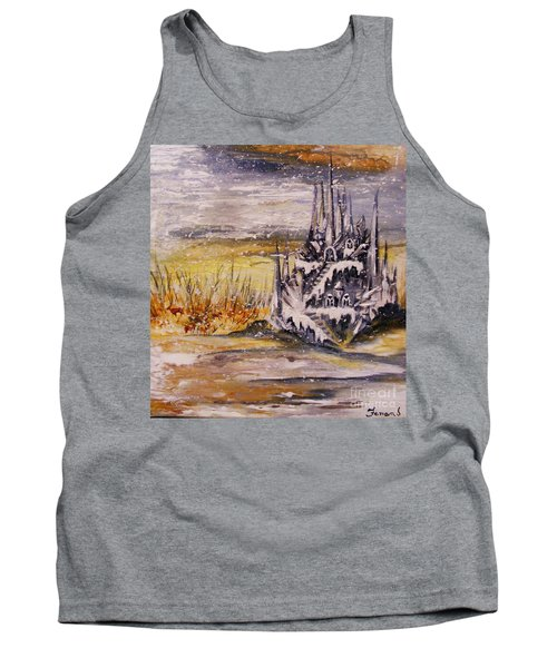 Ice Castle Tank Top