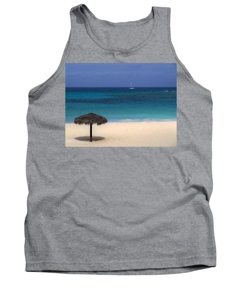 Tank Top featuring the photograph Idyllic Day by Lynn Bolt