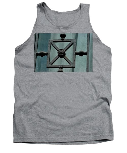 Iron Work Tank Top