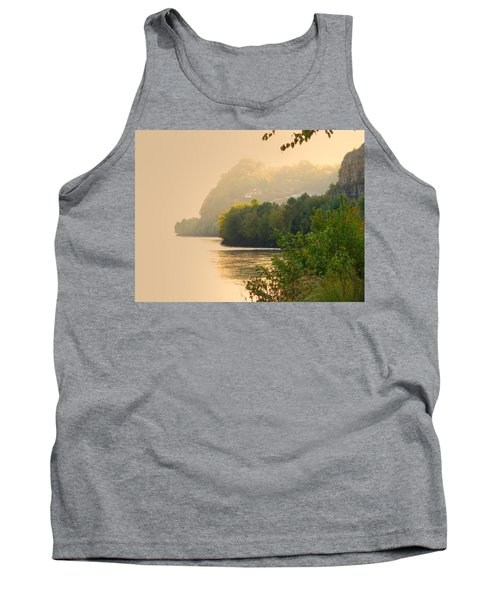 Tank Top featuring the digital art Islands In The Stream II by William Fields