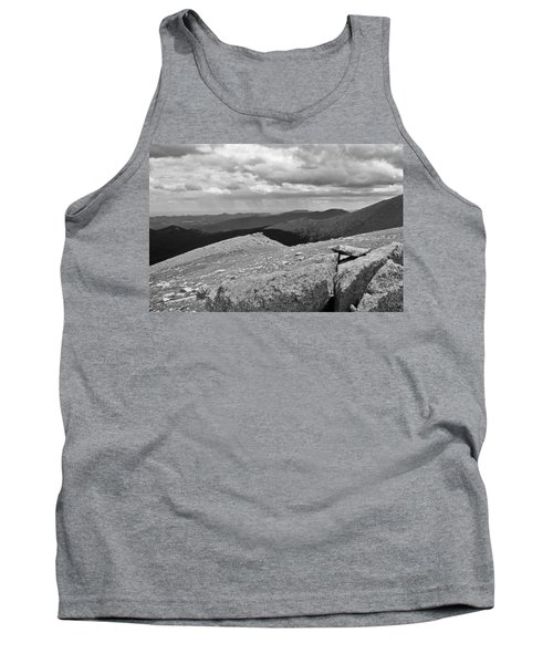 Tank Top featuring the photograph It's Raining In The Distance by David Pantuso