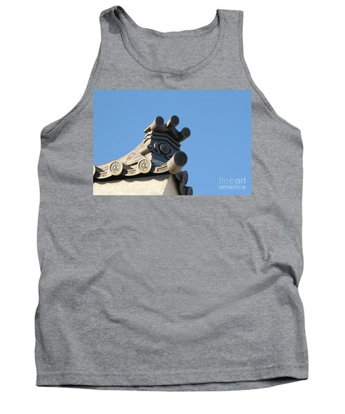 Japanese Rooftop Tank Top