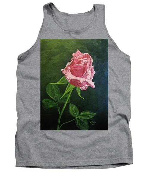 Kiss Of The Morning Sun 2 Tank Top by Wendy Shoults