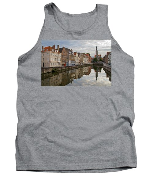 Late Afternoon Reflections Tank Top