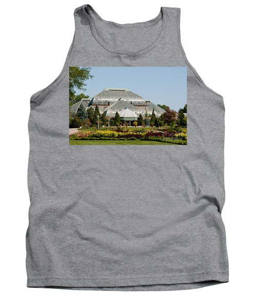 Lincoln Park Zoo In Chicago Tank Top