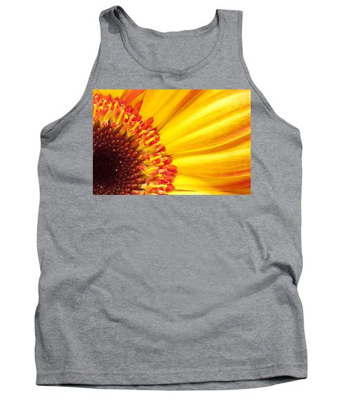 Tank Top featuring the photograph Little Bit Of Sunshine by Eunice Gibb
