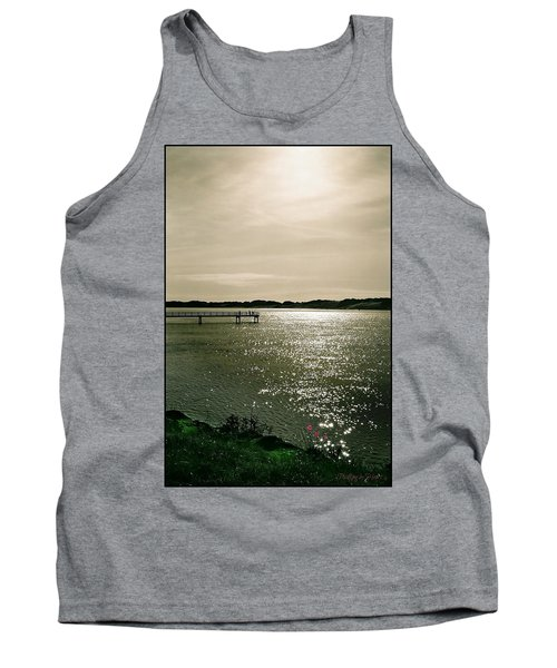 Living On The Edge Tank Top