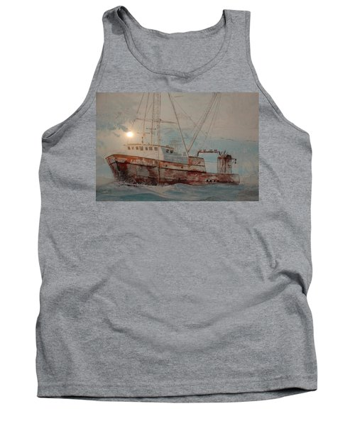 Lost At Sea Tank Top