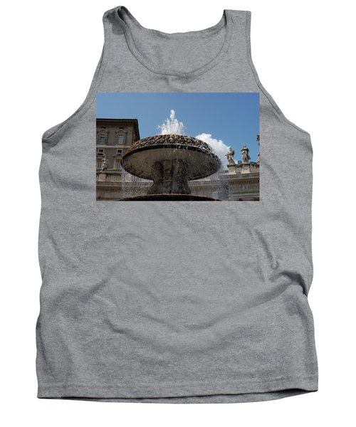 Maderno's Fountain Tank Top