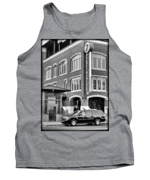 Mantle's Tank Top