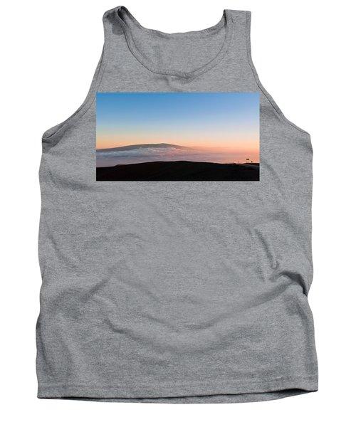 Mauna Loa Sunset Tank Top
