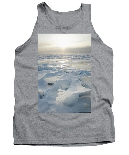 Minnesota, United States Of America Ice Tank Top