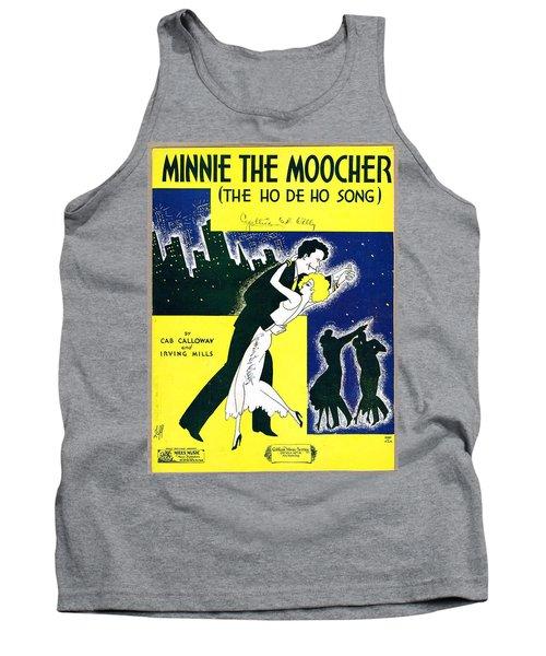 Minnie The Moocher Tank Top
