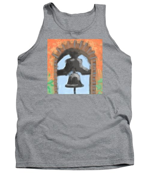 Mission Bell Tank Top