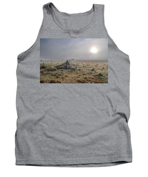 Misty Sunrise Tank Top