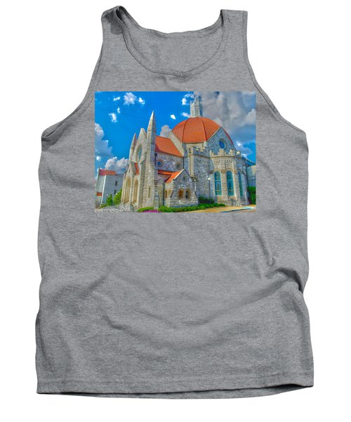 Montgomery Baptist Church Hdr Tank Top