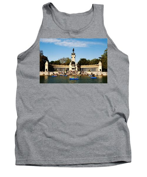 Monument To Alfonso Xii Tank Top
