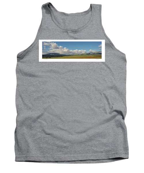 Moreno Valley Clouds Tank Top