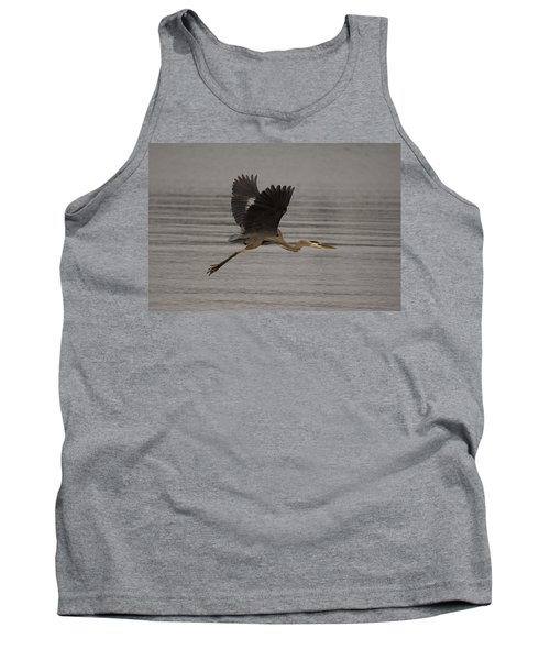 Tank Top featuring the photograph Morning Flight by Eunice Gibb