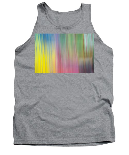 Moving Colors Tank Top by Susan Stone