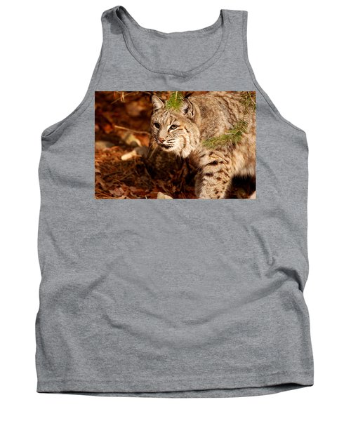 Mr. Whiskers Tank Top