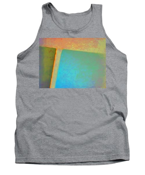 Tank Top featuring the digital art My Love by Richard Laeton