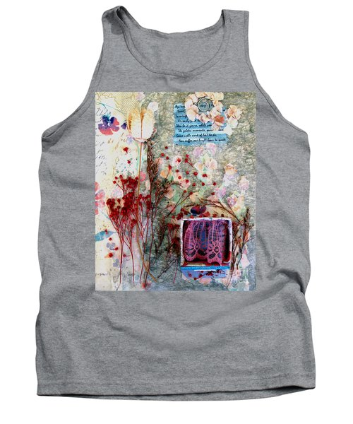 My Stage Tank Top by Sandy McIntire