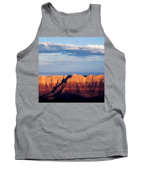 North Rim At Sunset Tank Top