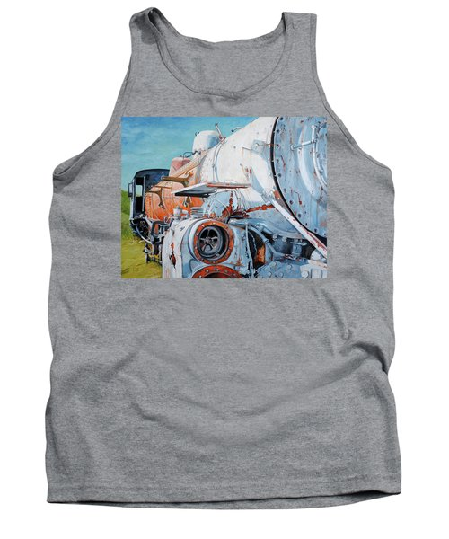 Off Track Tank Top