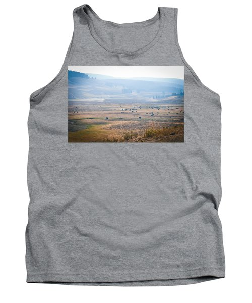 Tank Top featuring the photograph Oh Home On The Range by Cheryl Baxter