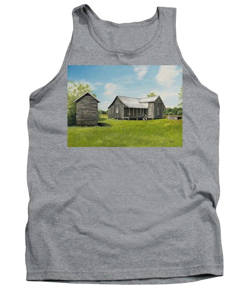 Old Clark Home Tank Top