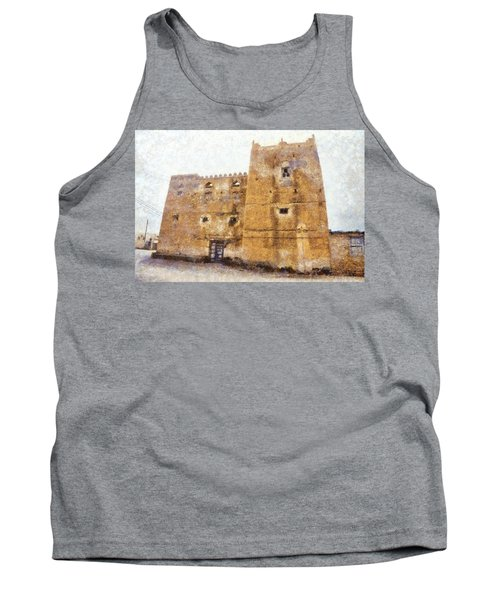 Old Mansion In Mirbat Tank Top