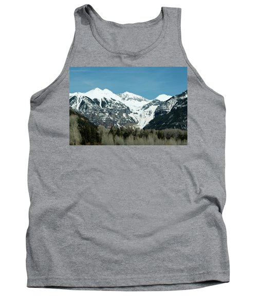 On The Road To Telluride Tank Top