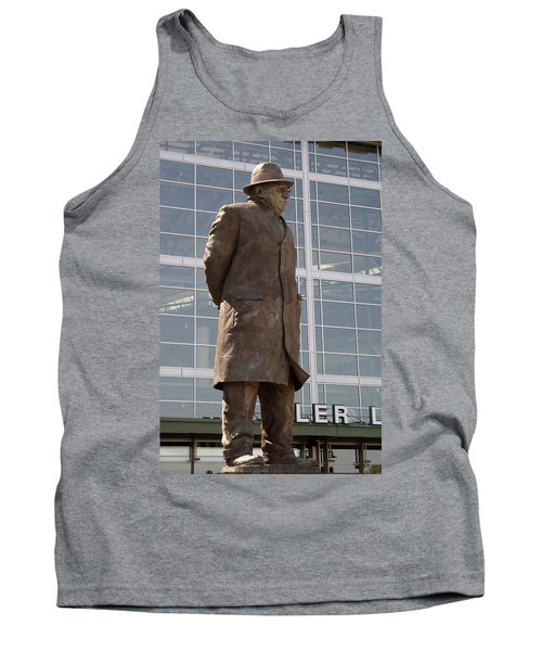 Tank Top featuring the photograph One Of The Greatest by Kay Novy