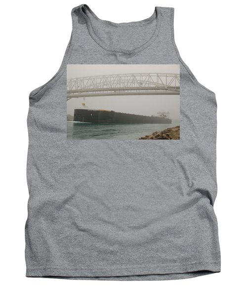 Only A Stones Throw Away Tank Top by Randy J Heath