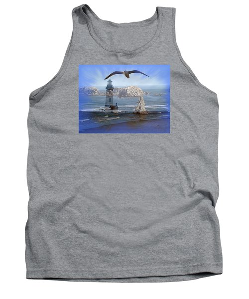 Oregon Coast Composite Tank Top