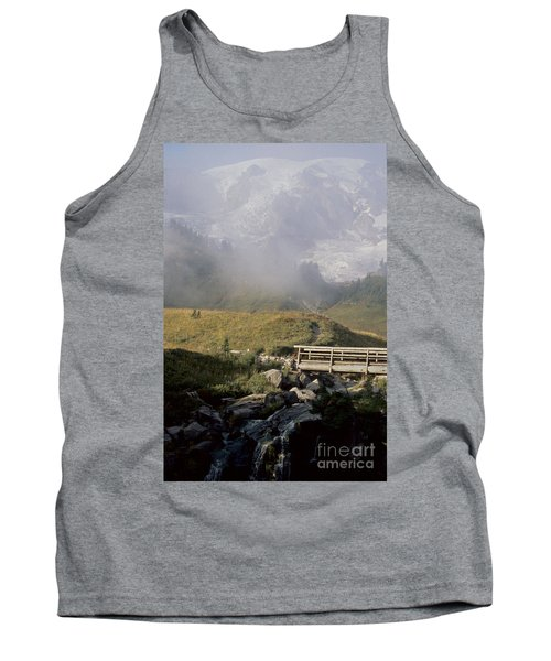 Tank Top featuring the photograph Paradise Valley by Sharon Elliott