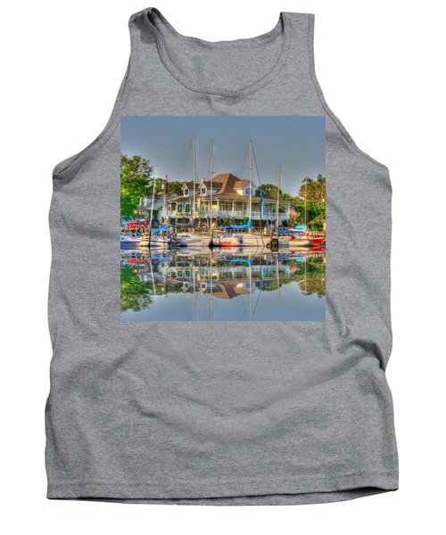 Pascagoula Boat Harbor Tank Top
