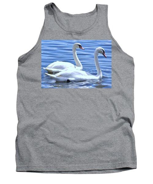 Swan Song Tank Top