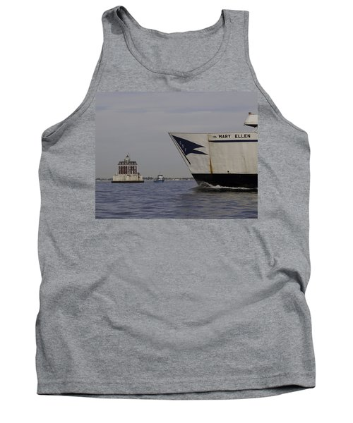 Perspective Tank Top