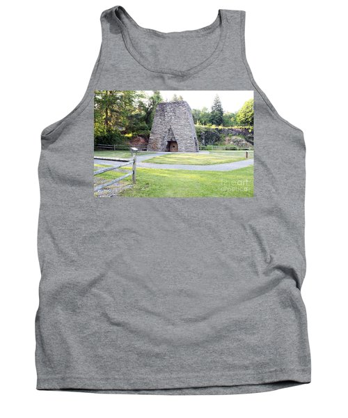 Tank Top featuring the photograph Pine Grove Furnace State Park by Tony Cooper