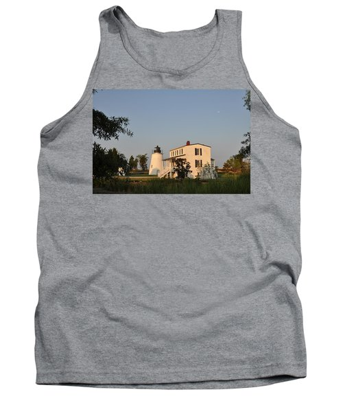 Piney Point Lighthouse Tank Top