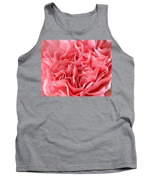 Pink Carnation Tank Top