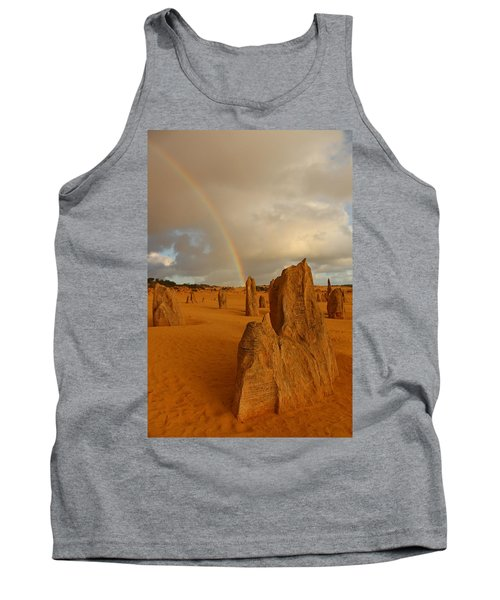 Pinnacle Rainbow Tank Top
