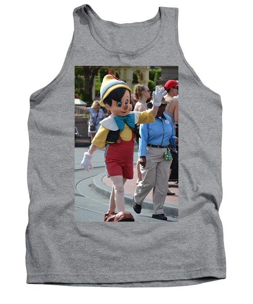 Pinocchio Tank Top
