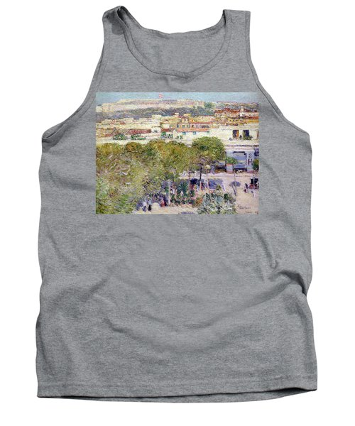 Place Centrale And Fort Cabanas - Havana Tank Top