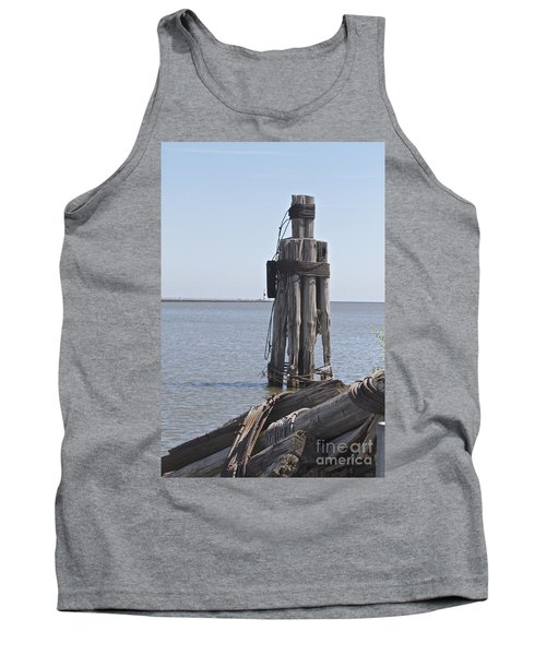 Tank Top featuring the photograph Port Of Rochester by William Norton