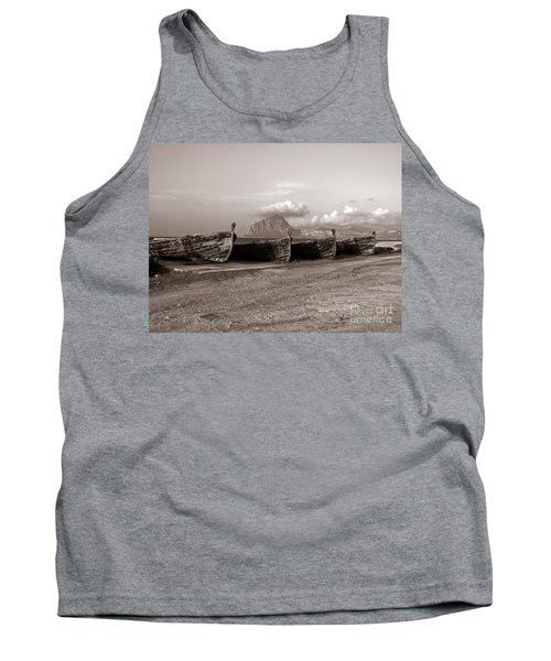 Old Port Of Trapani Tank Top
