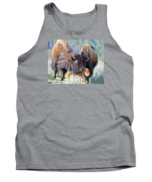 Pride And Joy Tank Top by CR  Courson
