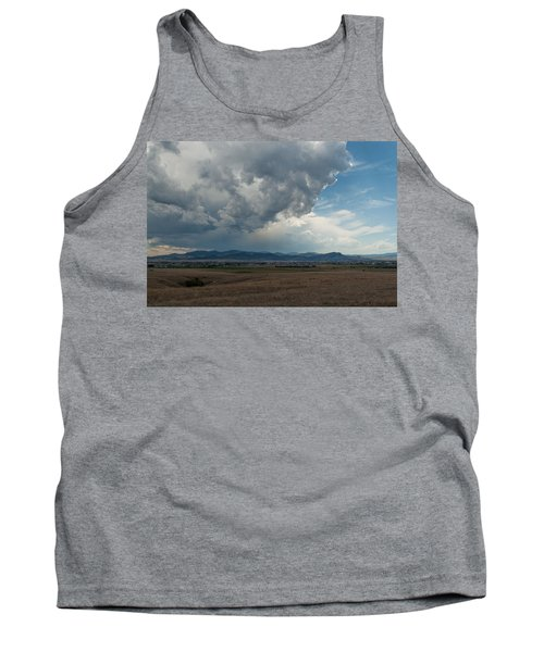 Tank Top featuring the photograph Promises Of Rain by Fran Riley